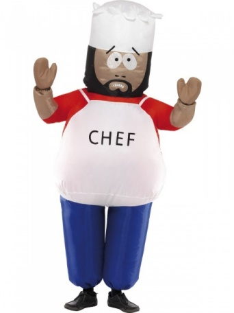 Kostým Chef - South Park